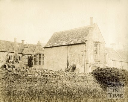 South Wraxall Manor c.1890