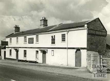 The Rising Sun Inn, Box Hill, Box c.1950