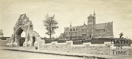 The Royal High School, Lansdown, Bath c.1865