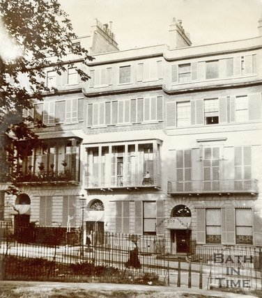 4 to 6, Cavendish Place, Bath 1899