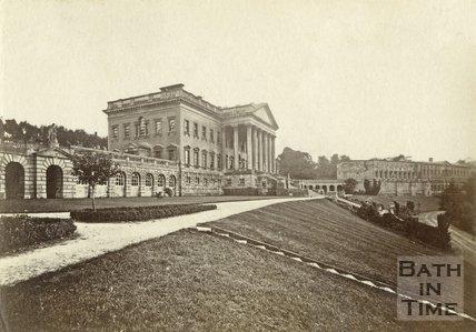 Prior Park, Bath c.1880