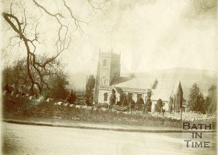 St. Nicholas Church, Bathampton c.1880