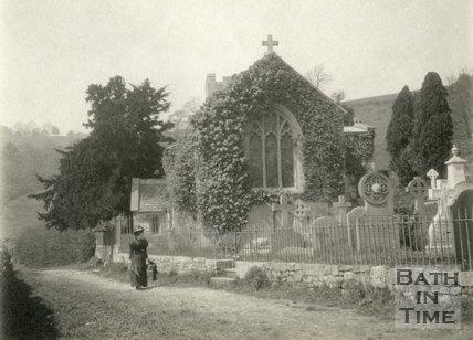 Charlcombe Church 1898