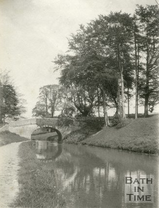 The Kennet and Avon Canal, Bathampton May 1898