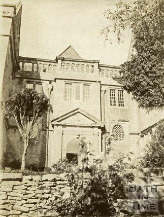 Cold Ashton Manor c.1880