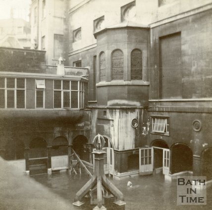 The King's Bath, Bath c.1906