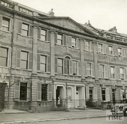 10 & 11, Lansdown Crescent, Bath c.1945