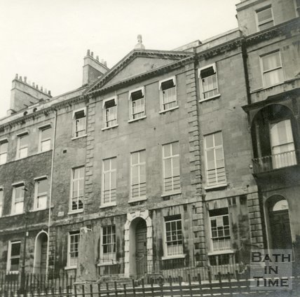 5, Portland Place, Bath c.1945