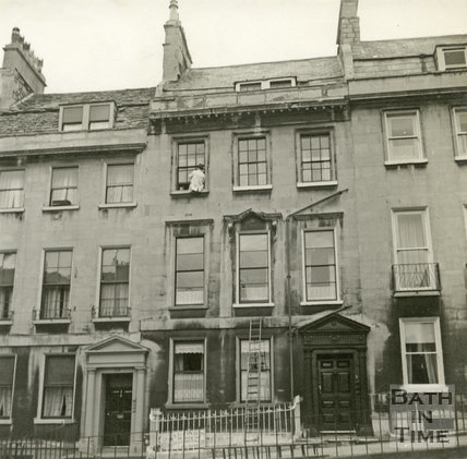 20 & 21, Belvedere, Lansdown Road, Bath c.1945