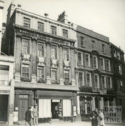 The Religious Tract Society, 14, Abbey Church Yard, Bath c.1945