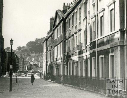 Duke Street, Bath c.1963