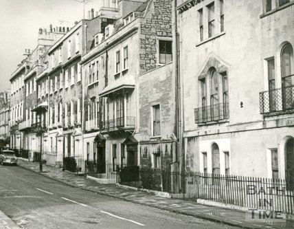 Upper Church Street, Bath c.1963