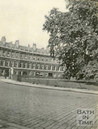 The Circus, Bath 1923