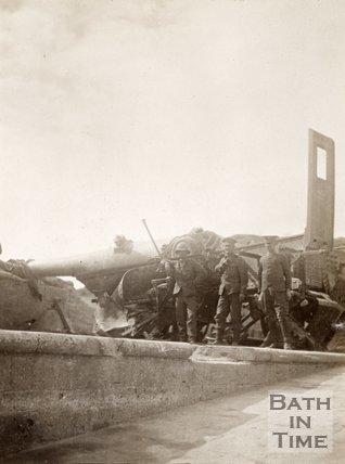 Turkish army, Sedd el Behr, Gallipoli