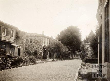 Village of Panachia?, Island of Imbros (Gokceada)