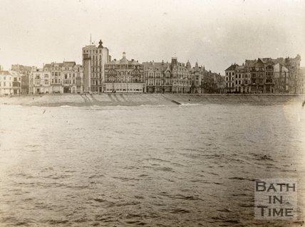 Ostend seafront, Belgium