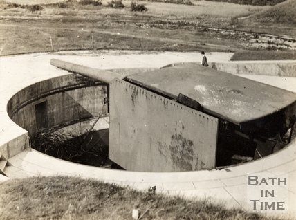 Big German battery, Knokke, nr Zebrugge, Belgium