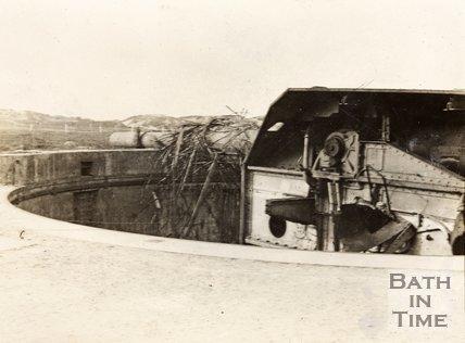 Big German battery, Knokke, nr Zebrugge, Belgium