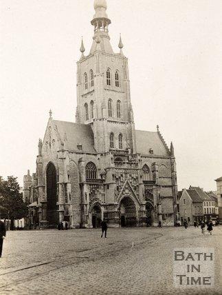 OLV Ten Poel Kirke, Tirelmont/Tienen, Belgium
