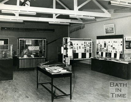 1000 Years of Change - Townswomen's Guild Exhibition at Reference Library Bath, Monarchy 1000, 11 May 1973 - 2 June 1973