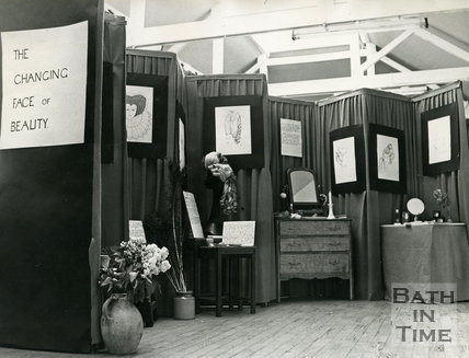 1000 Years of Change Exhibition. Townswomen's Guild Exhibition Reference Library Bath, 11 May 1973 - 2 June 1973