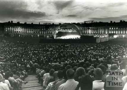 Jose Carreras' Concert, 28th June 1992, Bath