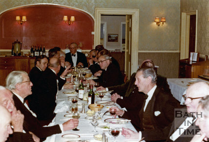 Bath and County Club Committee, Queens Parade, Bath, 26 April 1979
