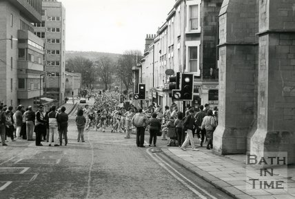 The Bath Half Marathon, 15 March 1987