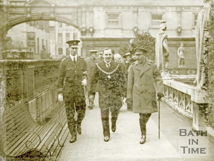 Visit of King George V and Queen Mary, 1917, November 9th