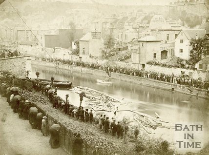 The Widcombe Bridge Disaster, June 1877