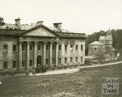 John Wood Bi-centenary visit to Prior Park, Bath, 1927