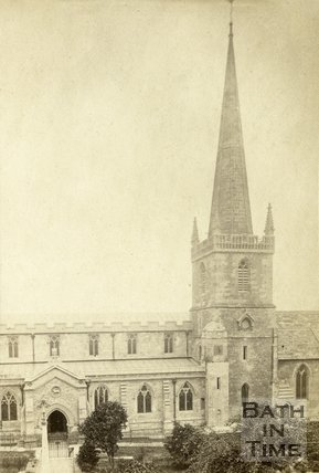 St. John the Baptist Church, Frome 1872