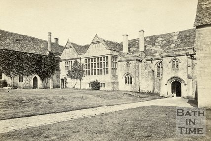 South Wraxall Manor House c.1868