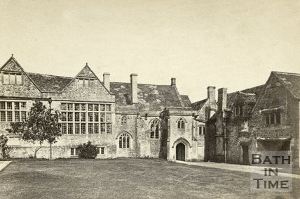 South Wraxall Manor House c.1868