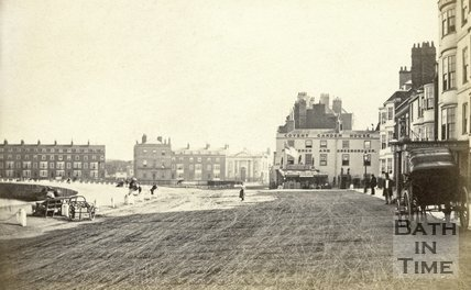 The Esplanade, Weymouth, Dorset c.1864