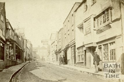 Wotton-Under-Edge, Gloucestershire 1868