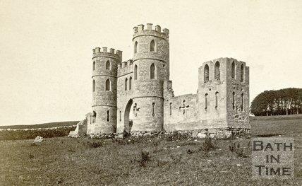 Sham Castle, Bath c.1868