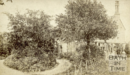 The Rectory, Midsomer Norton c.1870