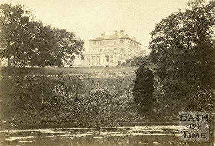 Estcourt House, Shipton Moyne, Gloucestershire c.1862