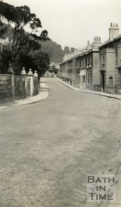 Berkley Place, Camden Road, Bath c.1930