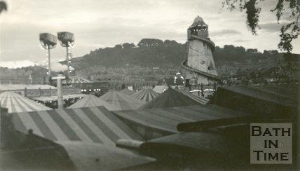 The Rotary Carnival, Royal Victoria Park, Bath 1938