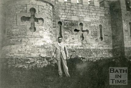 Sham Castle, Bath c.1940