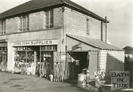 Combe Down Supplies, Combe Down c.1930