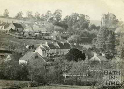 View of Wellow c.1930
