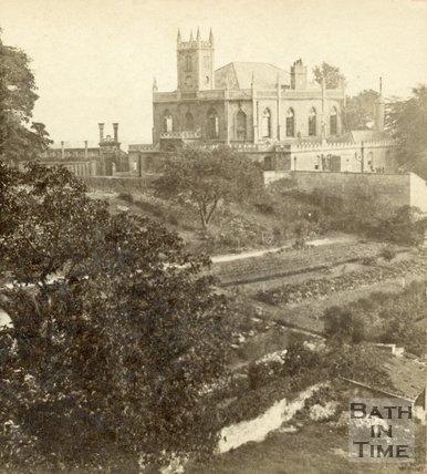 All Saints' Chapel, Lansdown, Bath c.1870