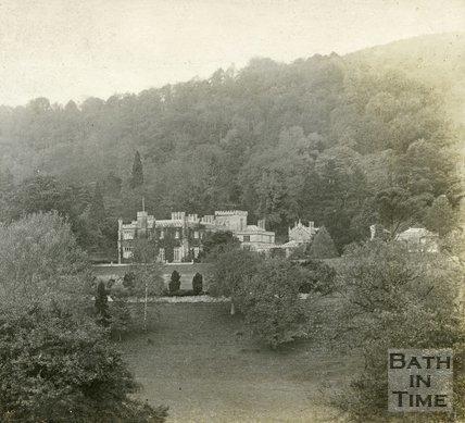 Warleigh Manor, near Bath, c.1880s?