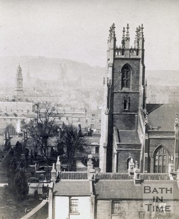 St. Mark's Church, Bath c.1870