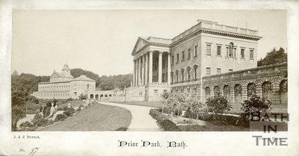 Prior Park, Bath c.1865