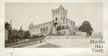 Malmesbury Abbey, Wiltshire c.1864