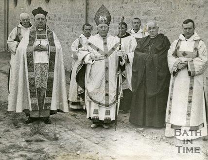 Opening of St. Alphege R. C. Church, Bath